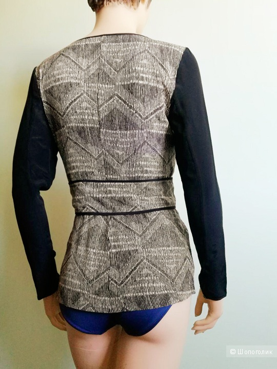 Блузка Jeffrey Monteiro, размер XS-S
