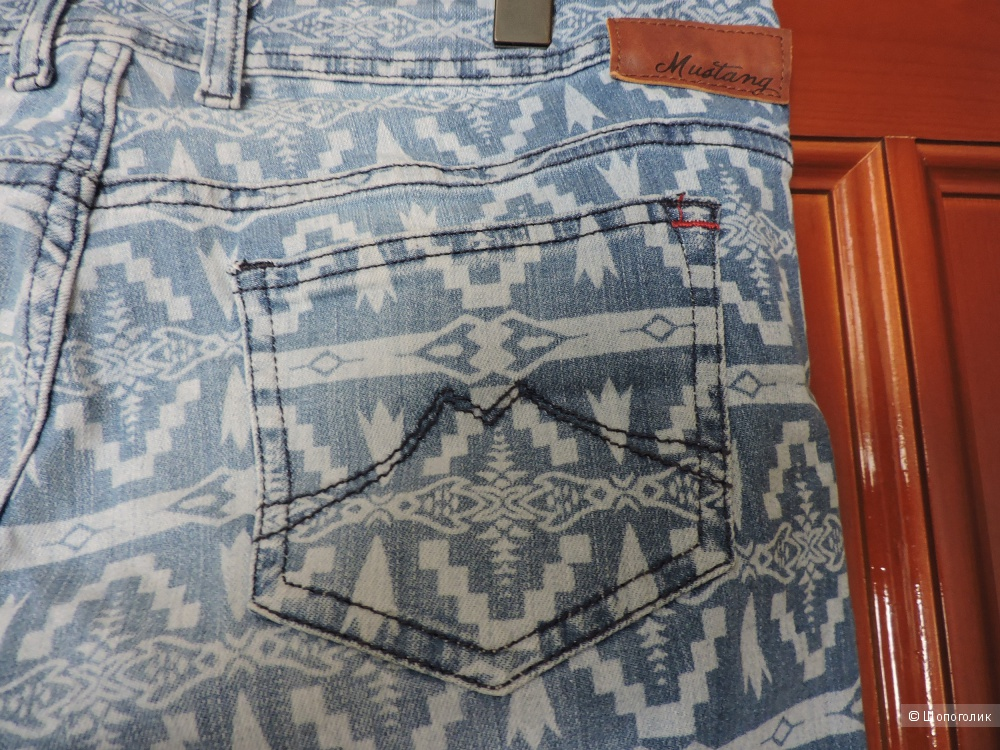 Mustang  джинсы W 32 L 32