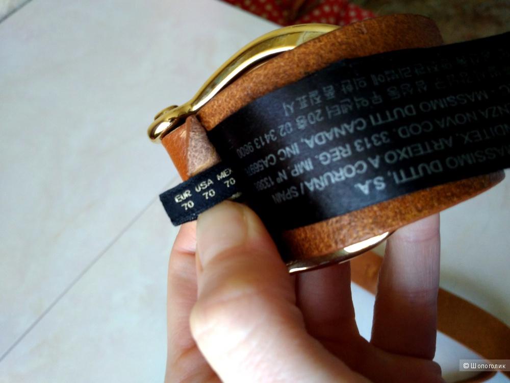 Ремень Massimo Dutti размер XS-S
