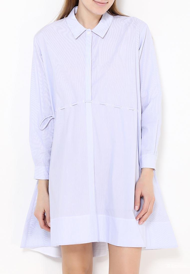 Платье - рубашка French Connection размер 46/48