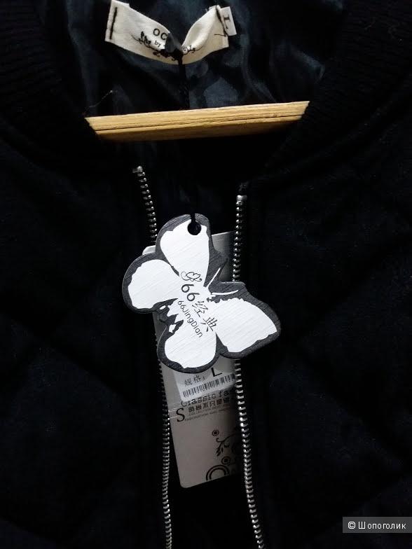Бархатная куртка , размер 42
