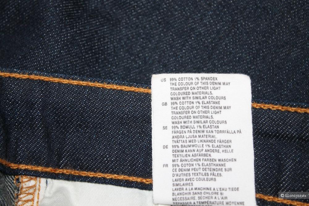 Джинсы бренда H&M, размер 48-50