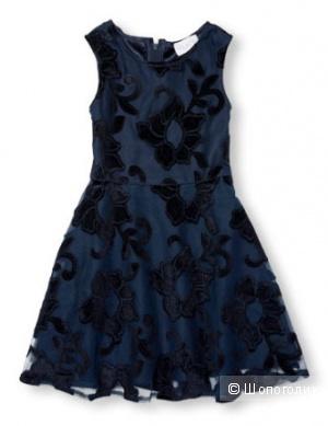 Нарядное платье Childrens Place на девочку 3-4 лет