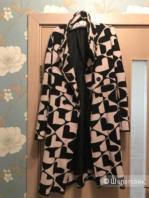 "Пальто трикотажное ""Twin Set"" размер L"