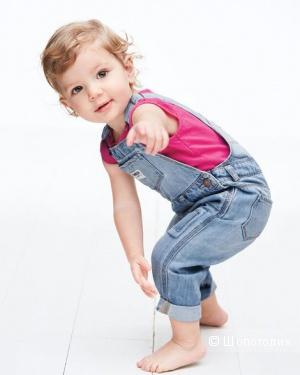 Стильный детский комбинезон OshKosh унисекс на 4-5 лет 5Т