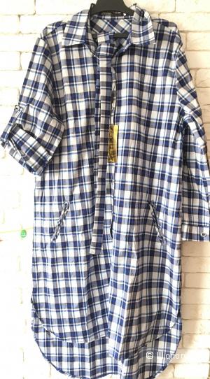 Рубашка-туника Cell fashion, xl