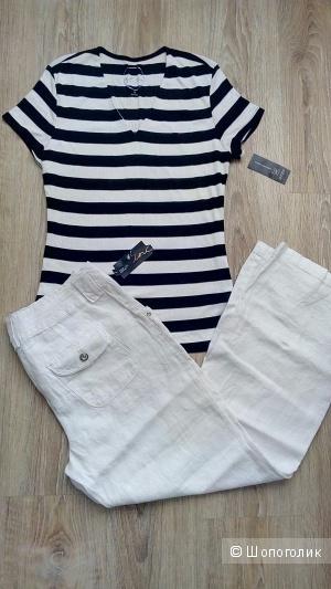 Лот топ+брюки I.N.C., размер L-XL