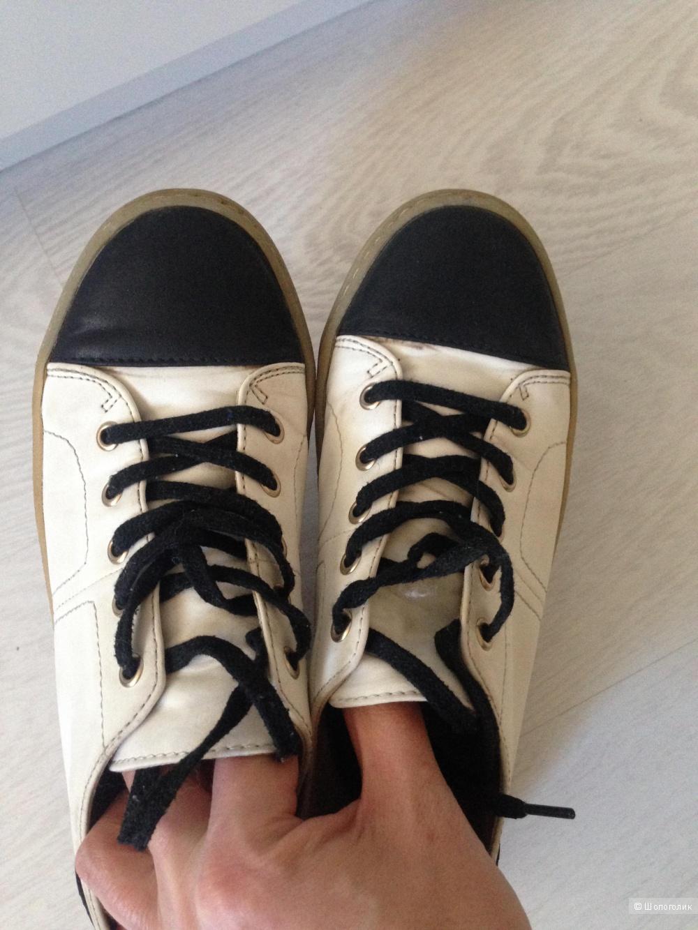 08178fc82ff4 Туфли кожа ALDO 36,5р, в магазине Другой магазин — на Шопоголик