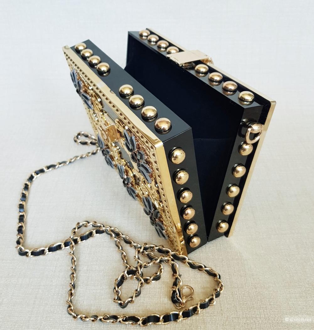 Вечерняя сумка-клатч Enjoinin