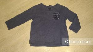 Детская кофта Zara, размер 80.