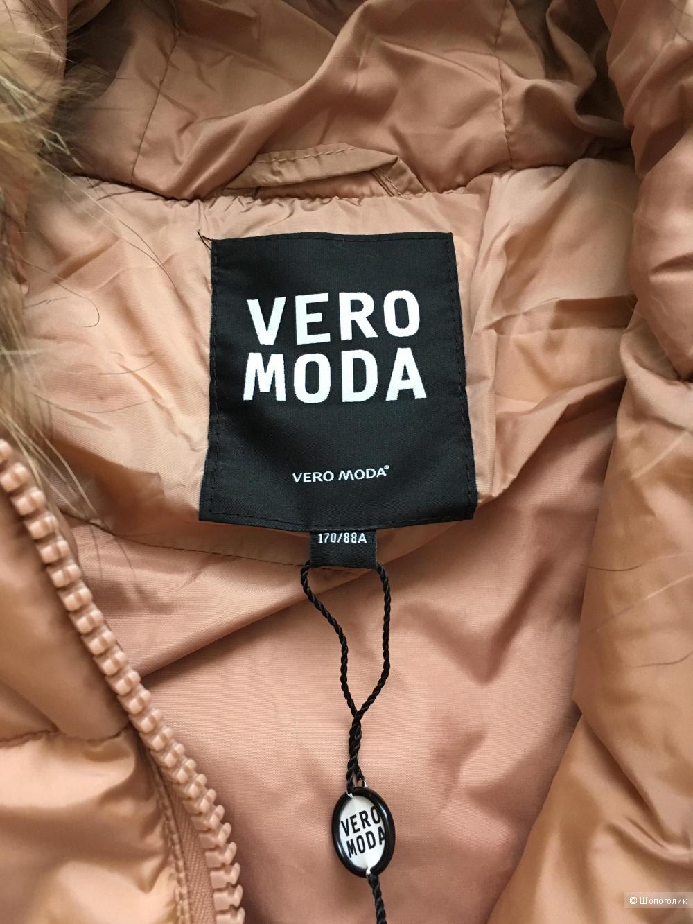 Пуховик-трансформер Vero Moda, размер M-L