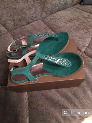 Женские сандалии, ALBERTO GUARDIANI, 41 размер