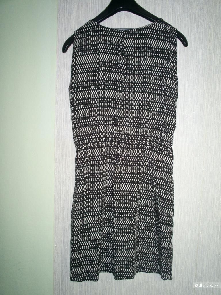 Платье Zara р М на 44-46-48 рус.