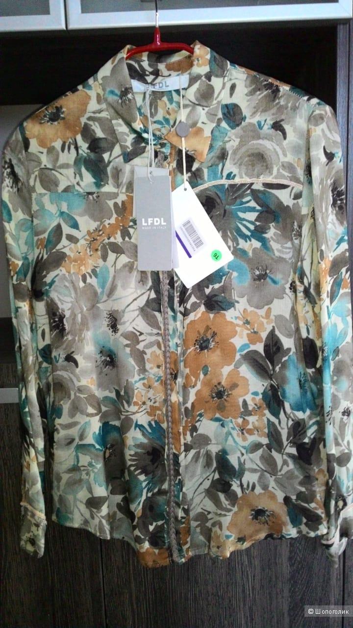 Рубашка-блузка La Fabbrica De Lino 44-46
