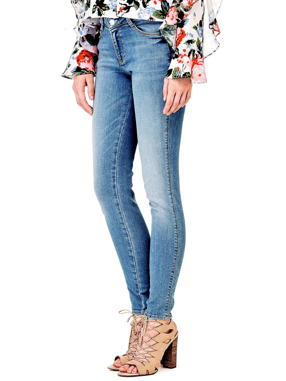 GUESS женские джинсы-скинни р.27