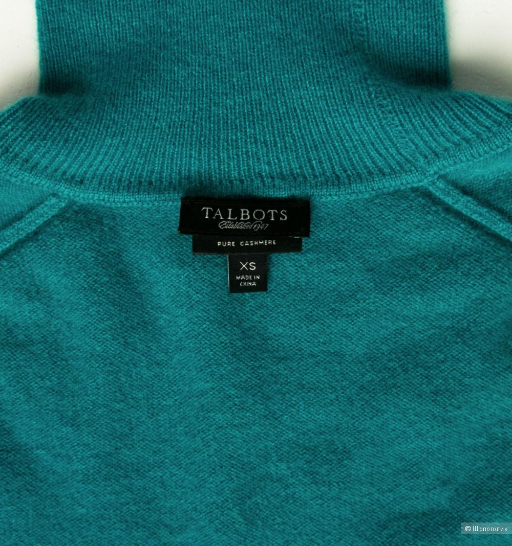 Свитер-водолазка Talbots p.XS-S