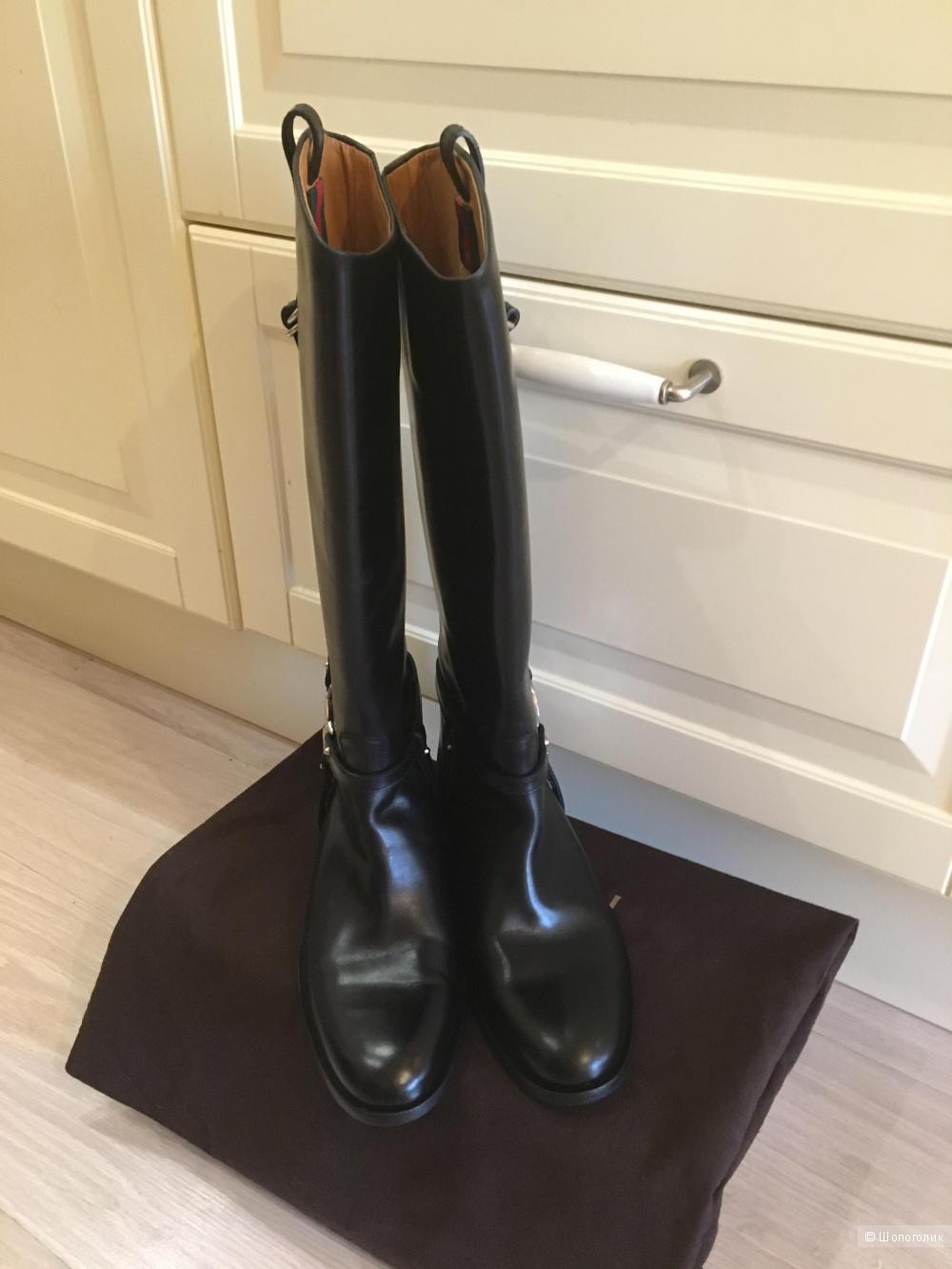 Сапоги Gucci  37 размер
