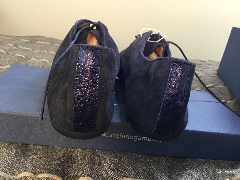 Ботинки Stefano Gamba, 38-39 размер.