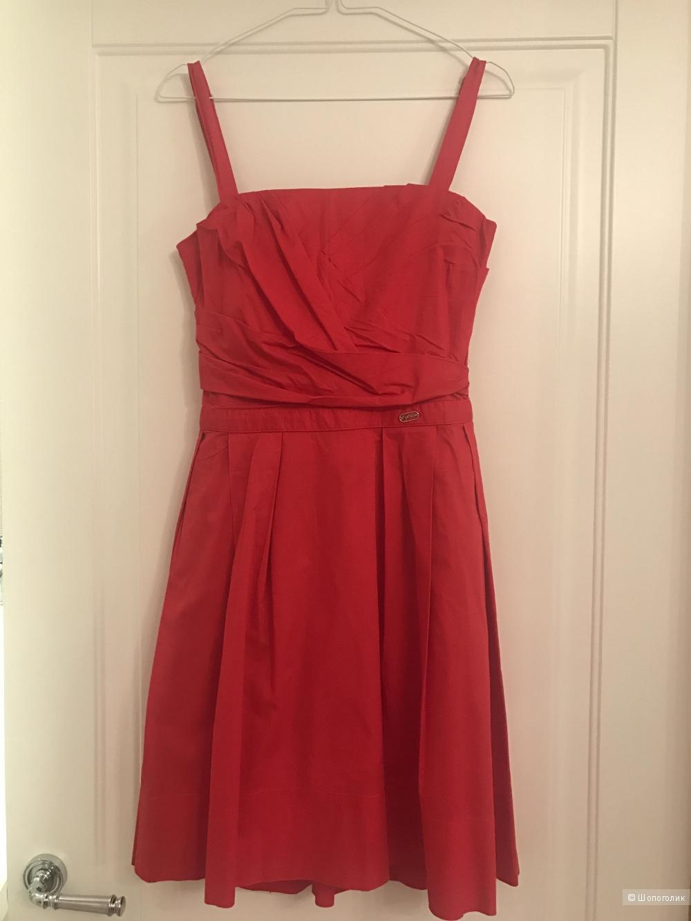 Хлопковое платье Byblos  (S)
