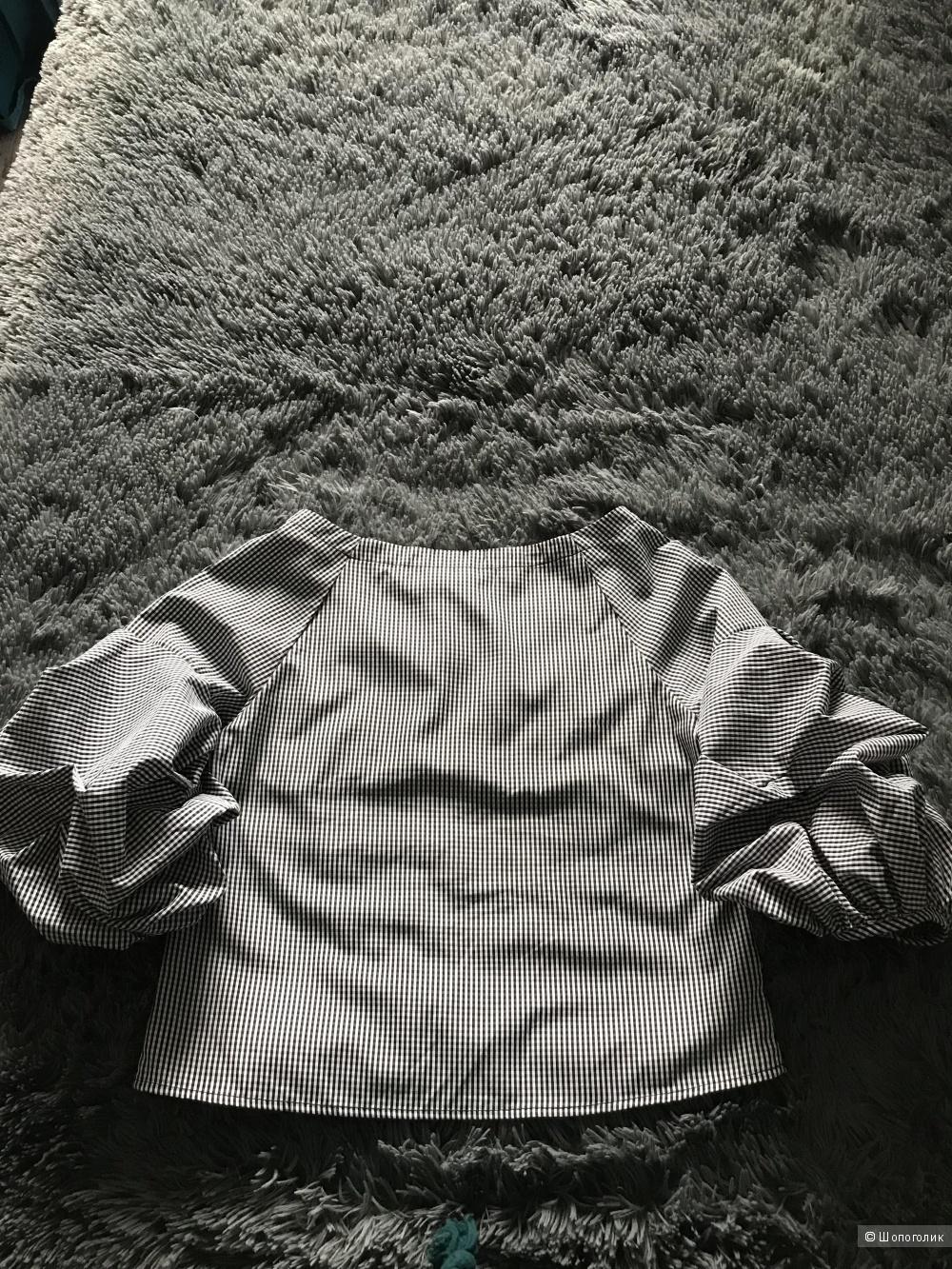 Топ-блузка New Look UK 8 / EU 36