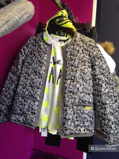 Куртка ф.Ikks 12 лет