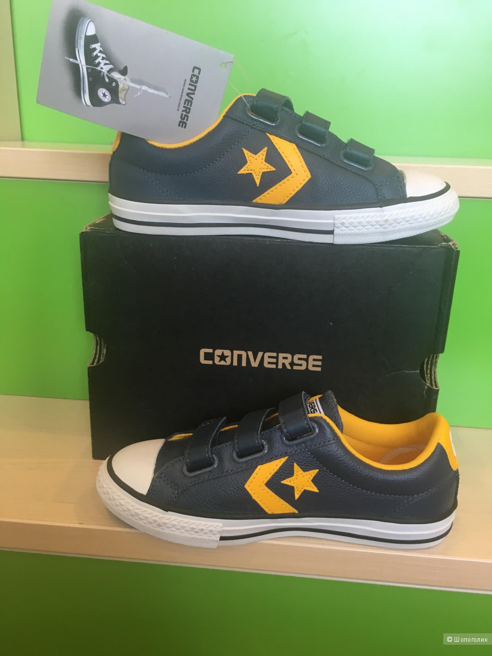 Кроссовки Converse,34-35размер