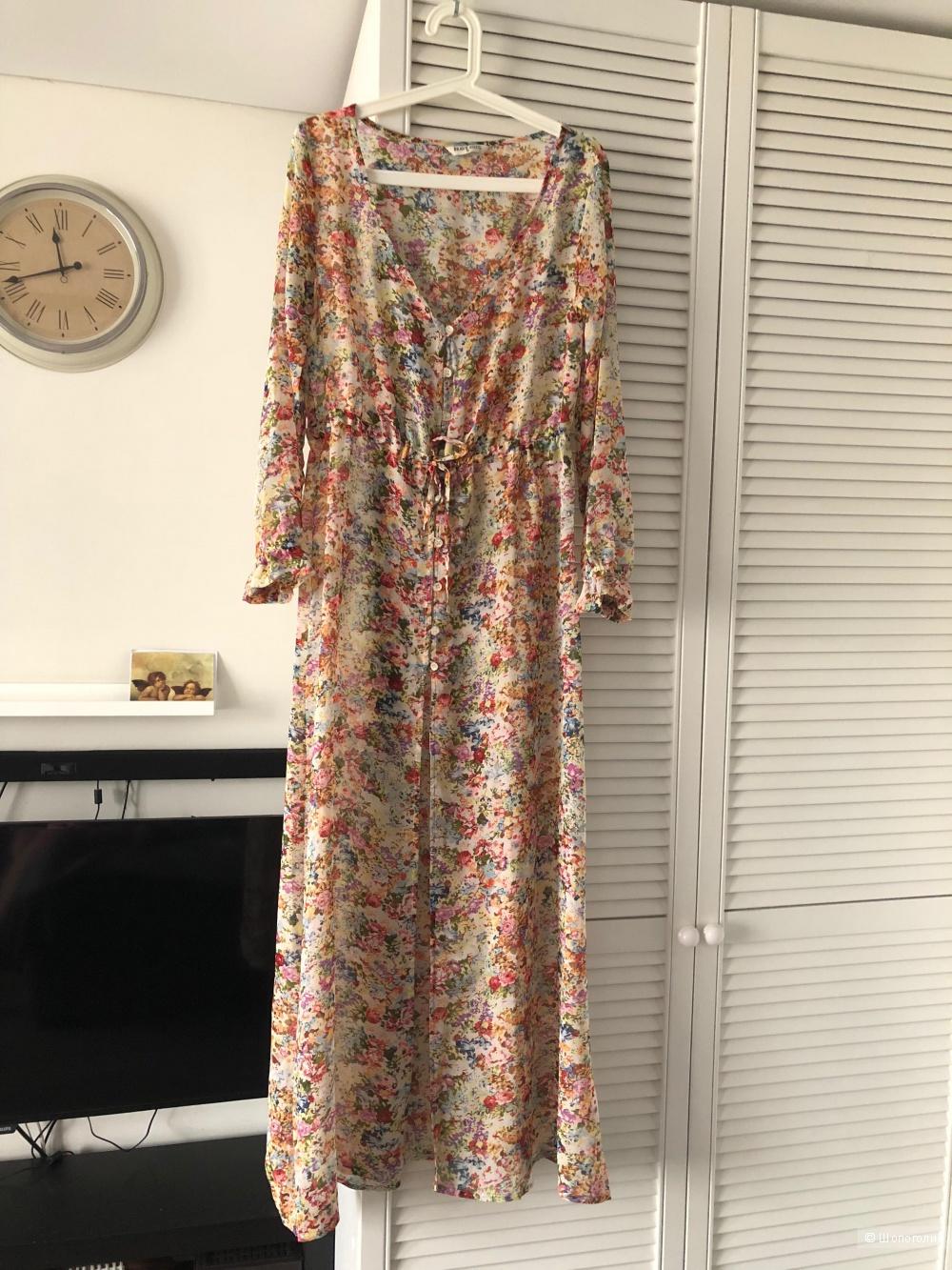 Шифоновое платье Brave Soul 2 в 1, размер М
