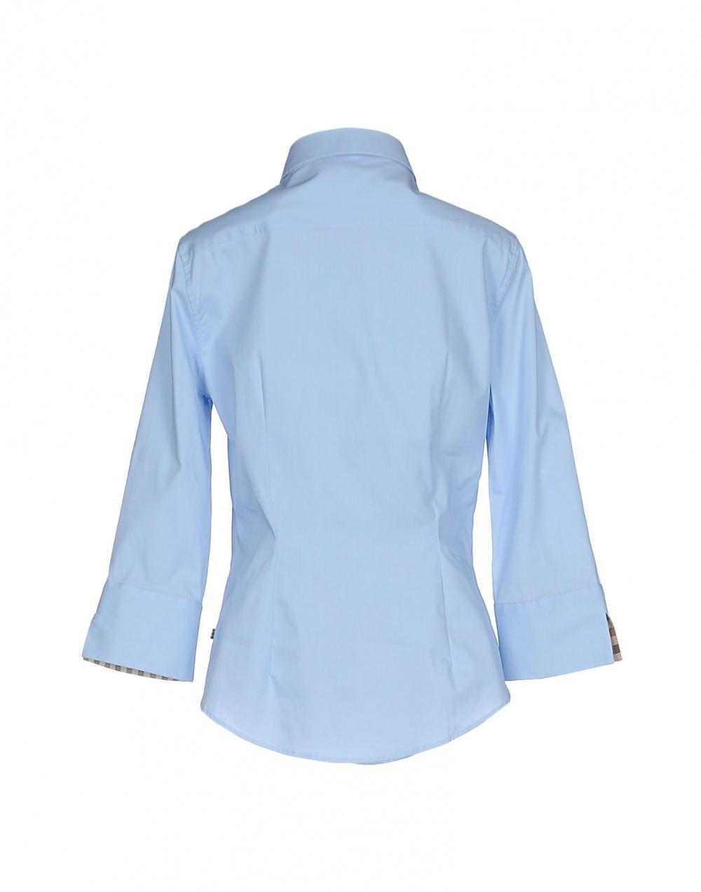 Рубашка AQUASCUTUM (размер рус.42)