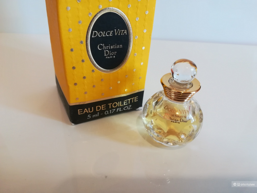 Миниатюра - Dolce Vita - Christian Dior 5 мл.