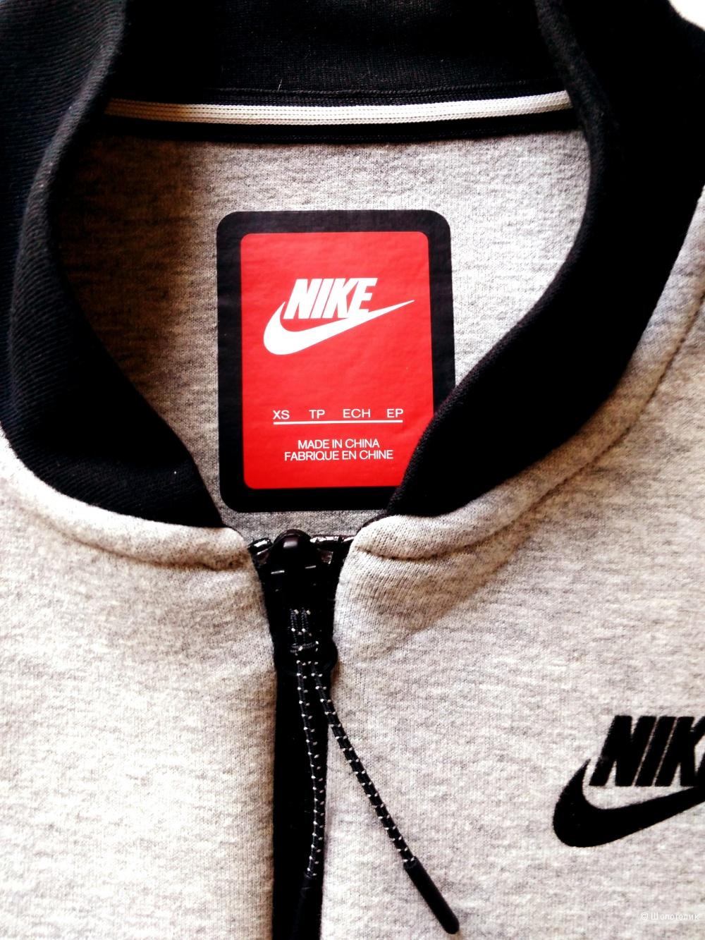 Бомбер Nike размер XS-S