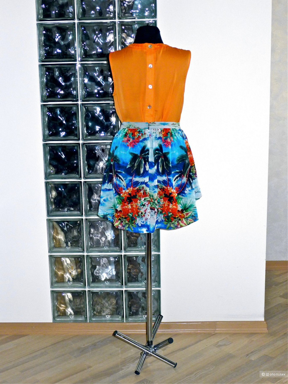 Юбка Zara Basic размер S
