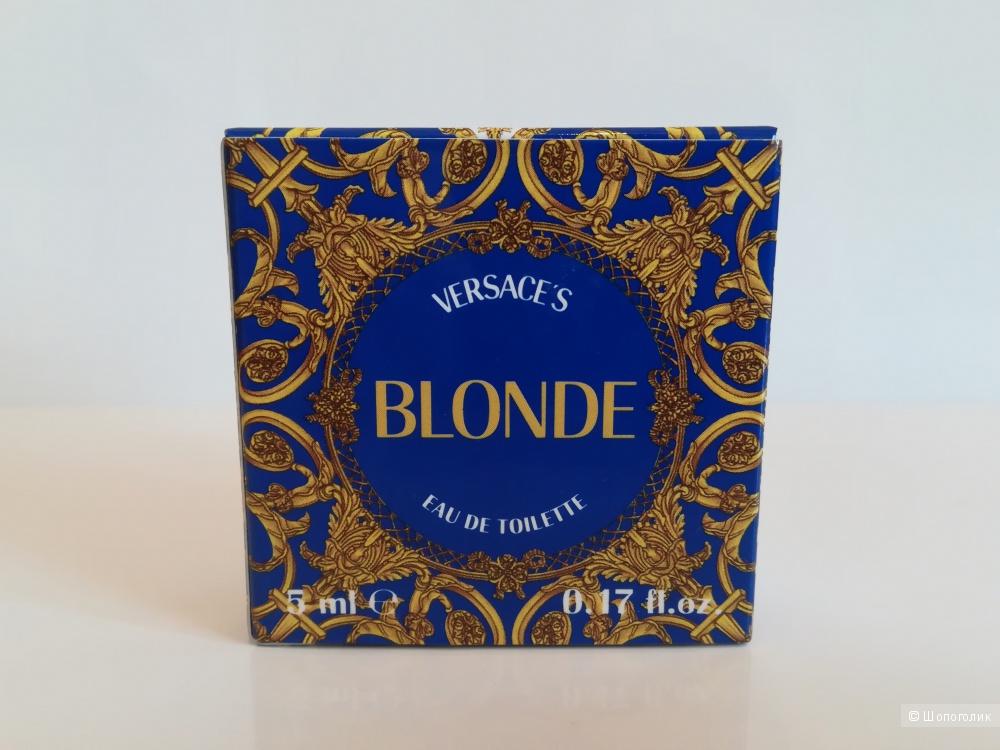 Миниатюра - Blonde Versace - 5 мл.