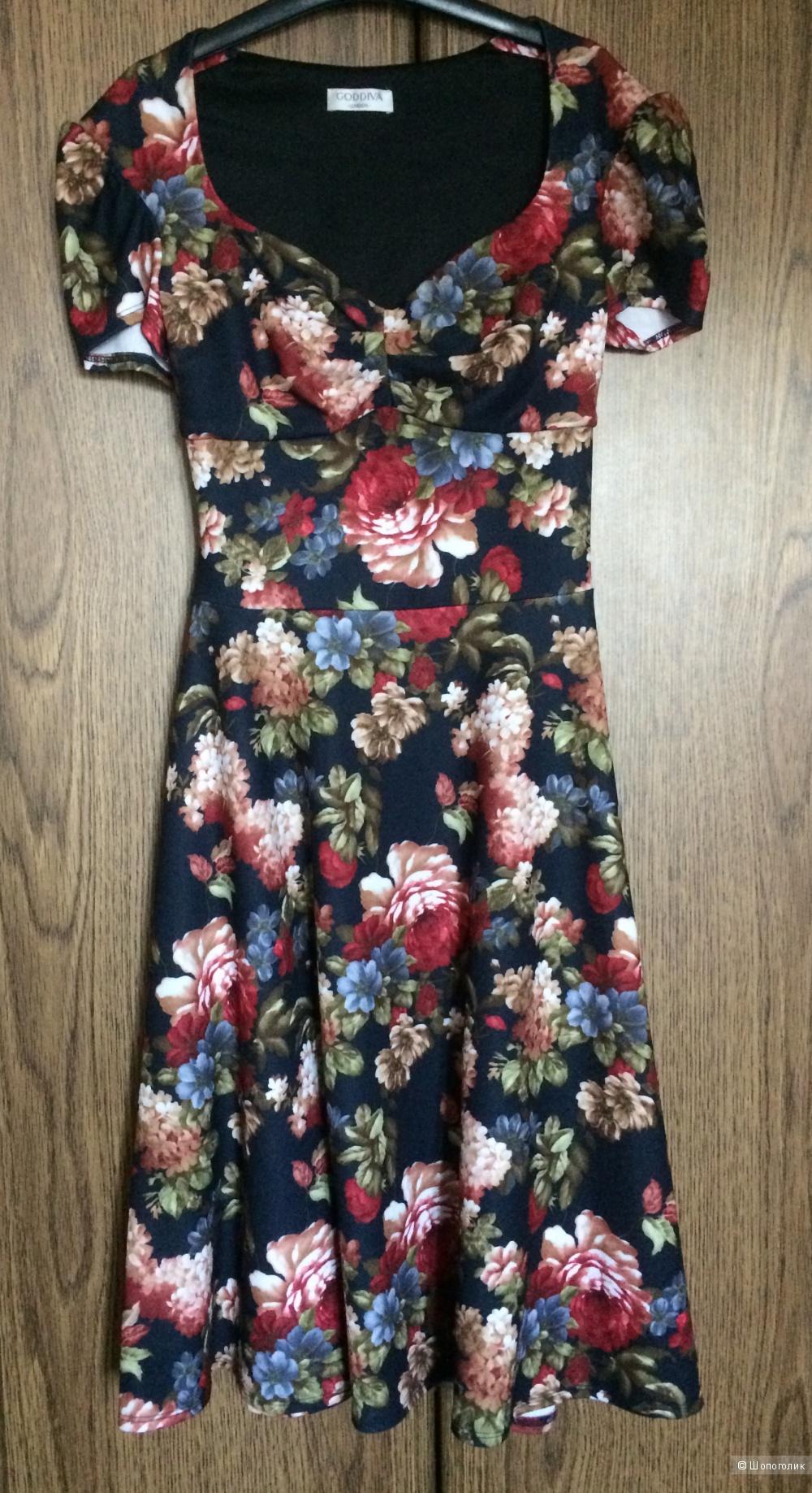 Платье GODDIVA размер 14UK/50рус.