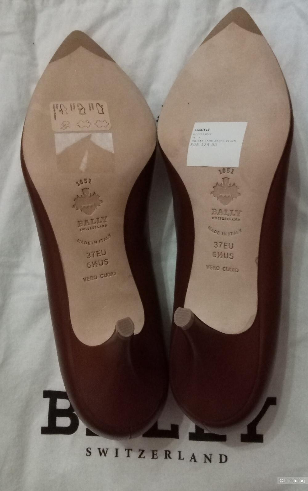Классические туфли Bally Switzerland, 37