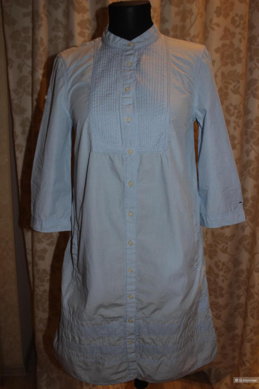 Платье-рубашка tommy hilfiger, размер m