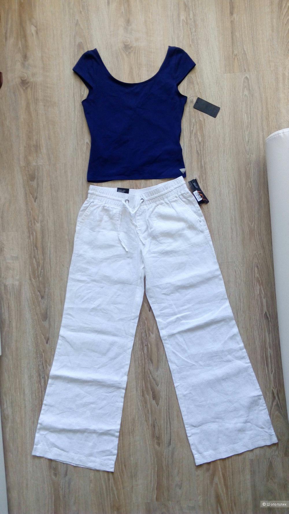 Лот топ Guess + шорты Jolt, размер S