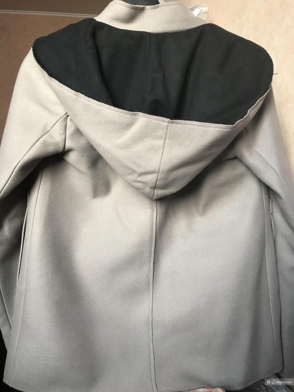 Пальто капучино Dekka 40 размер