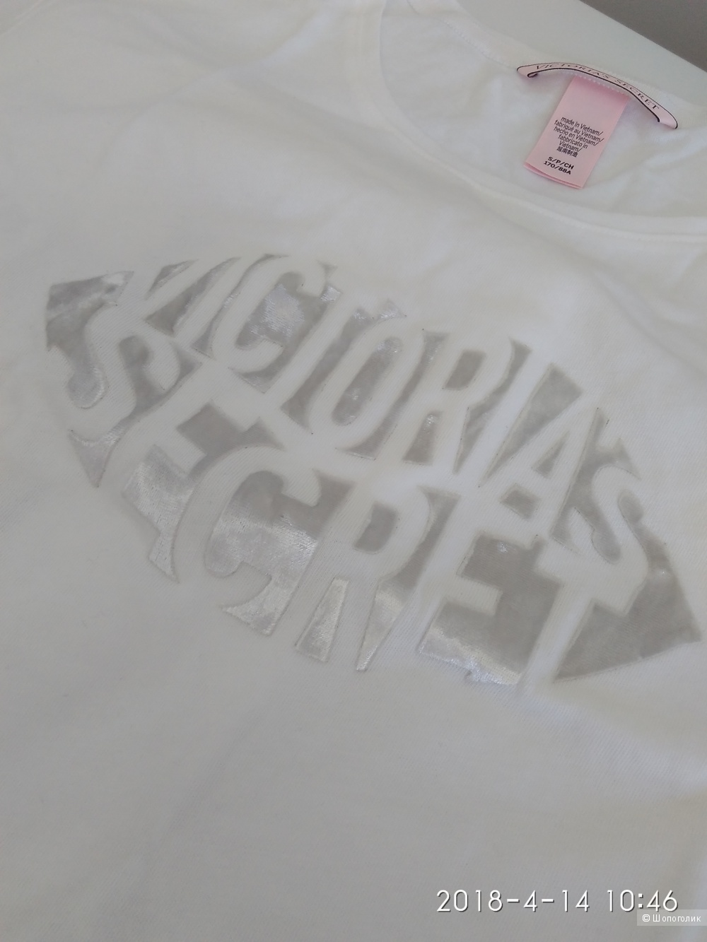 Пижама или одежда для дома  Victoria`s Secret майка XS или S штаны S