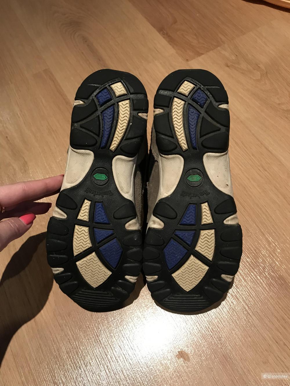 Детские ботинки Timberland размер 35EU