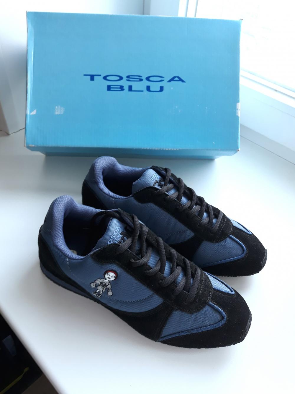 Кроссовки Tosca Blu, 38 (на 36-36.5)