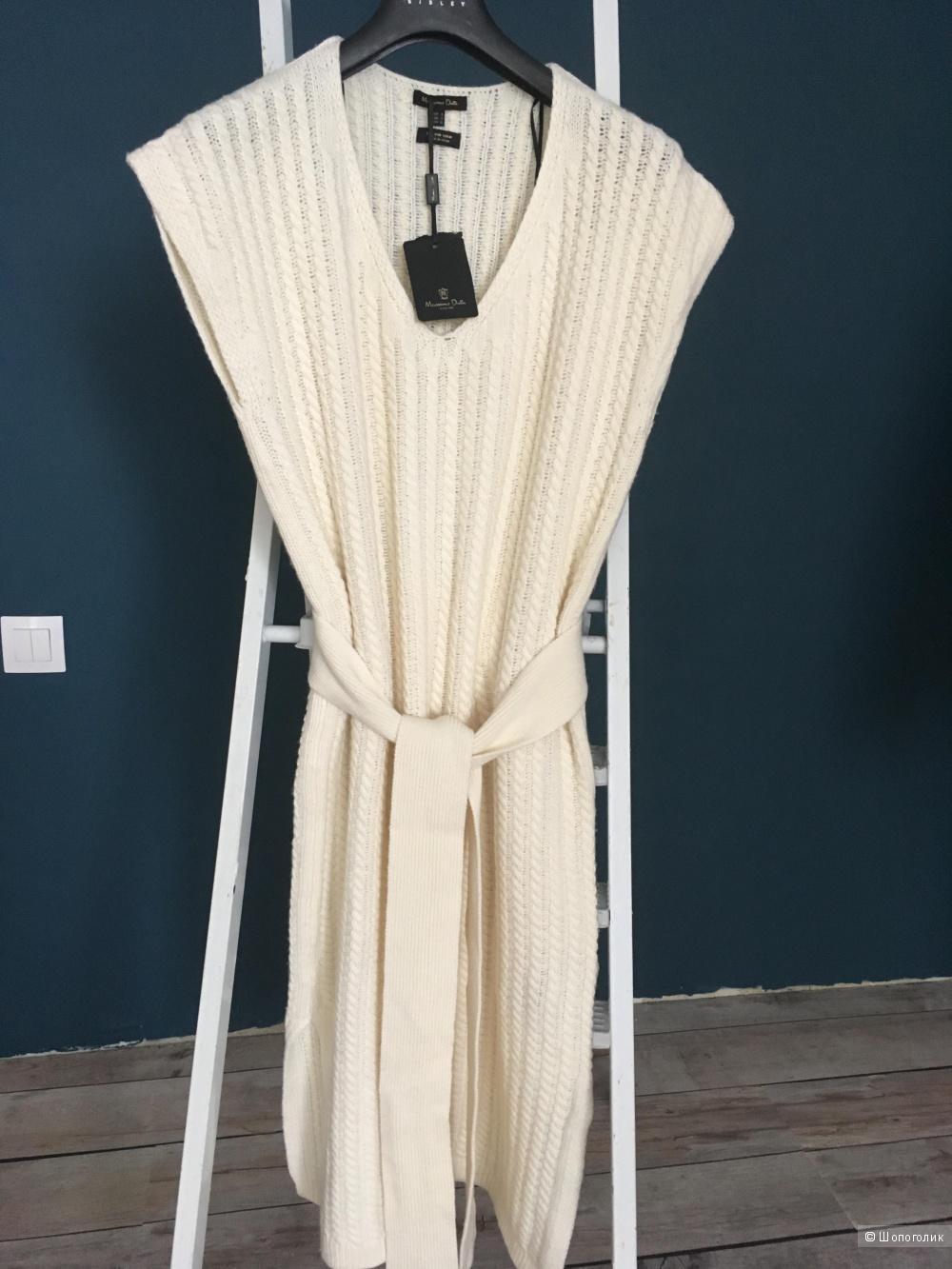 Платье -жилет Massimo Dutti, размер S
