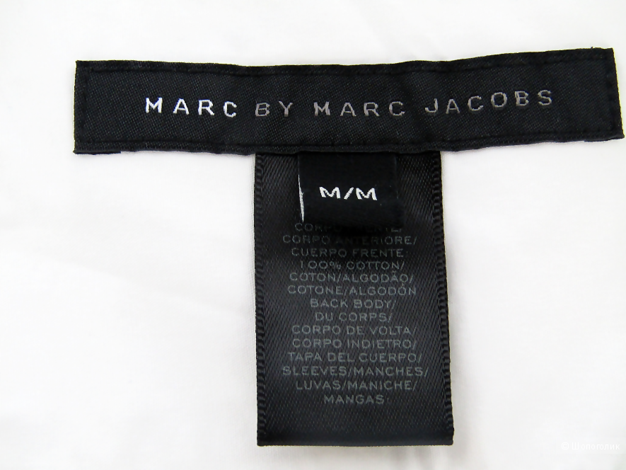 Футболка Marc by Marc Jacobs размер 46/48