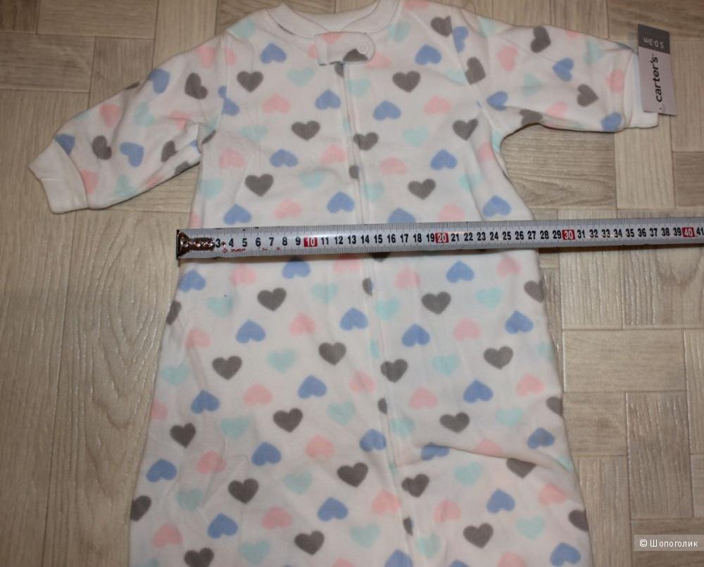 Флисовый мешочек для сна Carter's