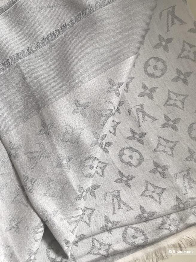 Палантин Louis Vuitton Silver, 140/140