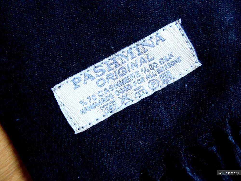 Кашемировый палантин Pashmina original 180х80