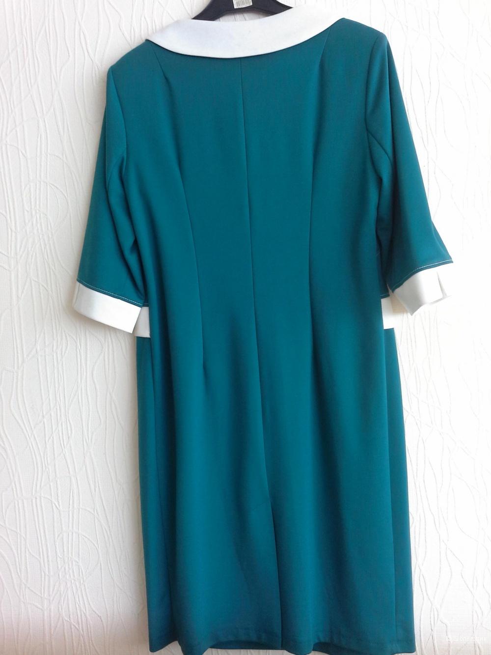 Платье, edibor,  размер  52-54..