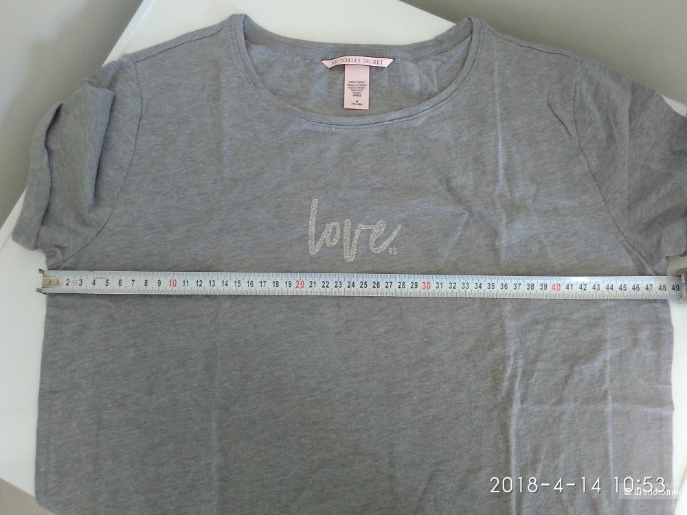 Пижама или одежда для дома Victoria`s Secret майка S или М штаны S