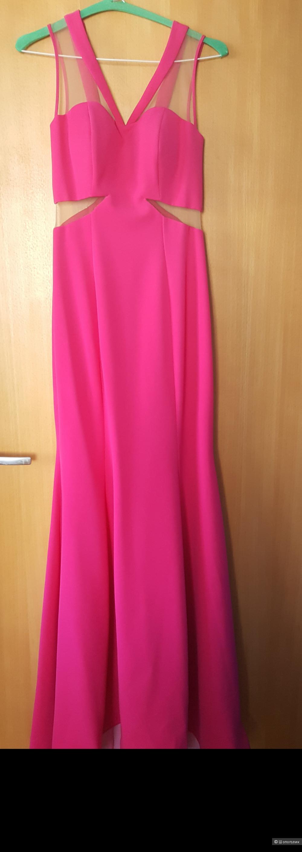 Alfa beta вечернее платье размер S