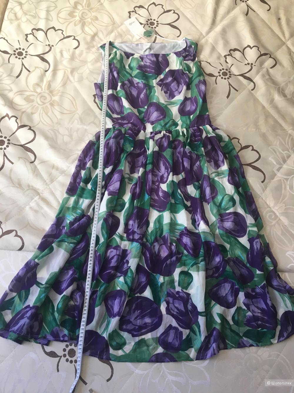 Платье, Oodji, 48-50