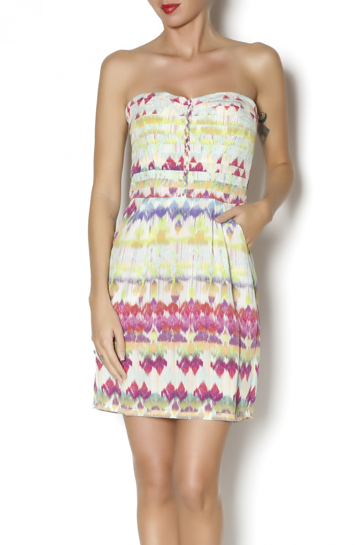 Шелковое платье Charlie Jade, размер S/P (рос 42-44)